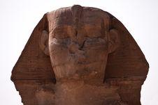 Sphinx Giza Stock Photo