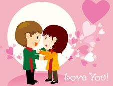 Free Love Stock Photography - 16462612