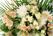 Free Bouquet Flowers. Stock Image - 16464831