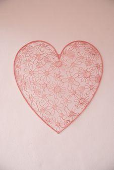 Free Heart Decoration Stock Photos - 16464873