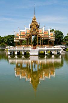 Free The Bang Pa-in Palace Stock Photos - 16465173
