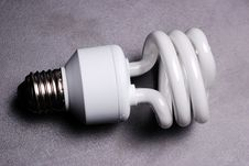 Free Fluorescent Light Bulb Stock Image - 16465671