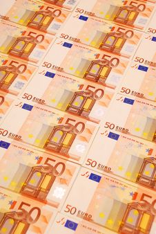 Free Euro Banknotes Royalty Free Stock Image - 16465756