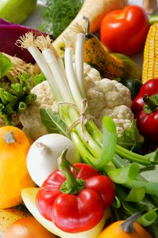 Free Fresh Vegetables Stock Photography - 16466252
