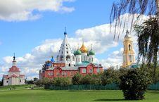Free Russian Orthodox Church Royalty Free Stock Photos - 16466478
