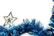 Free Christmas Tinsel Stock Photography - 16468542
