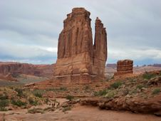 Free Park Avenue In Arches Stock Images - 16468974