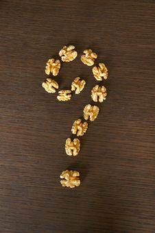 Are You Nuts Royalty Free Stock Images