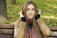 Free Autumn Music Royalty Free Stock Photography - 16469077
