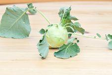 Free Cabbage Of Kohlrabi Royalty Free Stock Image - 16469206