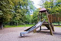 Free Slides In Park During Autumn, Wide Range Of Colors Royalty Free Stock Image - 16473156