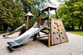 Free Slides In Park During Autumn, Wide Range Of Colors Royalty Free Stock Images - 16473269