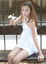 Free Portrait Of Beautiful Girl . Stock Photos - 16476873