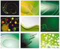 Free A Set Of Abstract Backgrounds Stock Photography - 16479182