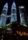 Free Petronas Twin Towers In Kuala Lampur,Malaysia 2 Royalty Free Stock Images - 16479689