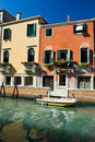 Free Venice Canal And House Stock Photo - 16479690