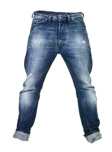 Free Worn Blue Jeans Royalty Free Stock Image - 16470696