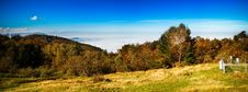 Free Autumn Mountain Panorama Royalty Free Stock Images - 16471319