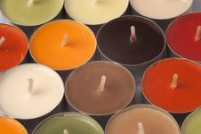 Free Candles Stock Photography - 16471372