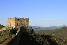 Free Chinese Great Wall Stock Photo - 16471490