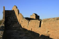 Free Chinese Great Wall Royalty Free Stock Images - 16471589