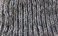 Woolen Texture Royalty Free Stock Image