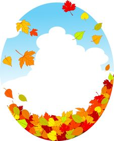 Free Autumn Leaves Royalty Free Stock Photography - 16471937