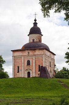 Free Saint John The Baptist Orthodox Church Stock Images - 16472784