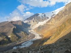 Free Glacier 1 Royalty Free Stock Photography - 16473287