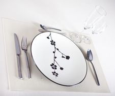 Free A Dinner Plate Stock Images - 16474804