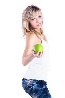 Free Beauty Women Stock Image - 16474921