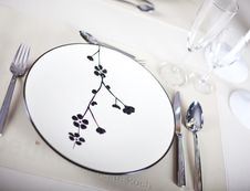 Free A Dinner Plate Stock Images - 16475144