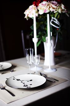 Free A Dinner Plate Stock Images - 16475234