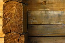 Free Timbered House Wall Royalty Free Stock Photos - 16476098