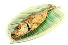 Free Fried Fish Royalty Free Stock Photography - 16476427