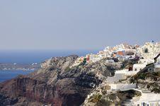 Free Santorini Island Royalty Free Stock Image - 16477466