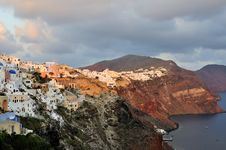 Free Santorini Island Royalty Free Stock Photos - 16477508