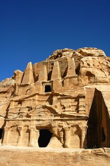 Free Petra,Jordan Royalty Free Stock Images - 16479559