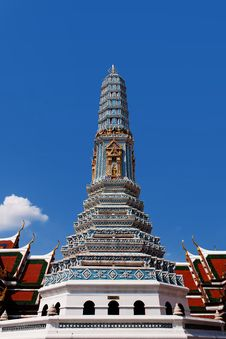 Free Beautiful Pagoda At Royal Palace Stock Photo - 16479620