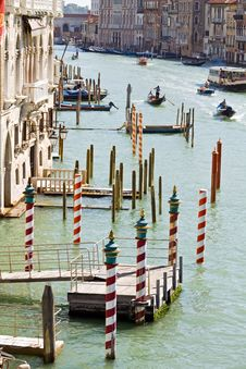 Free Venice Grand Canal Stock Image - 16479691