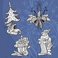 Free Christmas. Stock Image - 16480691