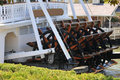 Free Paddleboat At Dock Stock Photo - 16485270