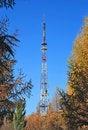 Free TV Tower Stock Image - 16487261