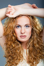 Free Portrait Of Beautiful Lady Stock Photos - 16489043