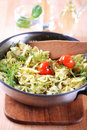Free Farfalle Pasta Royalty Free Stock Photo - 16489195