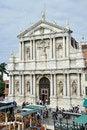 Free San Moise Church,Venice, Italy Stock Photo - 16489470
