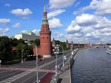 Free Moscow Kremlin Royalty Free Stock Images - 16480189