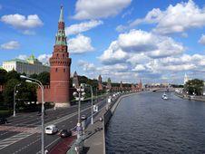 Free Moscow Kremlin Stock Photos - 16480213