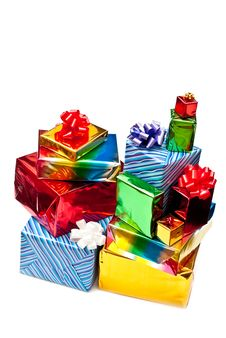 Free Presents Stock Photography - 16480242