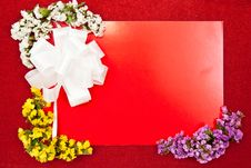 Free Greeting Card Royalty Free Stock Image - 16480316